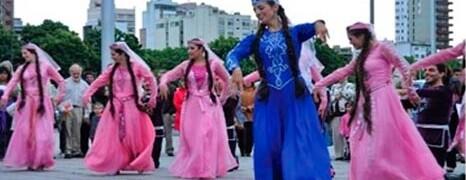 BUENOS AIRES CELEBRA ARMENIA