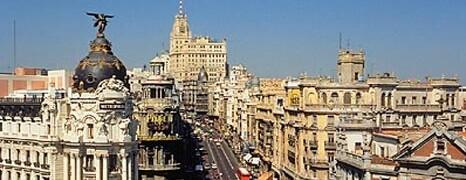 AVENIDA DE MAYO Y GRAN VIA DE MADRID