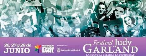 FESTIVAL JUDY GARLAND DE ARTE LGBT