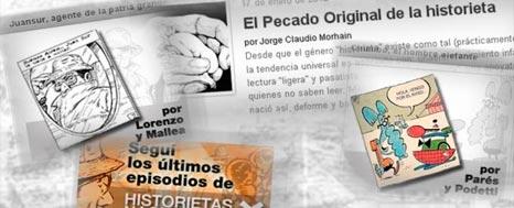 """""""EL CLUB DE LA HISTORIETA NACIONAL"""""""