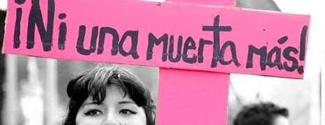 PARO DE MUJERES CONTRA LOS FEMICIDIOS