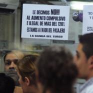 AUMENTO DEL SUBTE: EDILES APOYAN EL FALLO DEL JUEZ