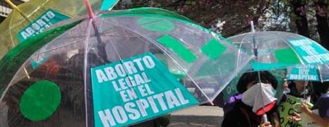 ¡ABORTO LEGAL YA!
