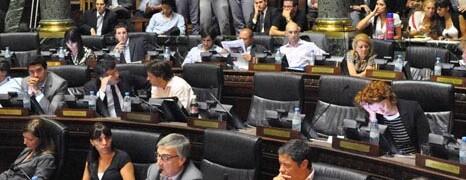 LEGISLATURA: CAMBIO DE FIGURITAS