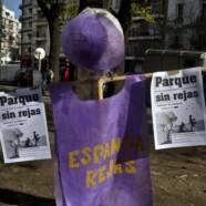 LOS ESPANTA REJAS DE PARQUE LEZAMA
