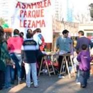 OPOSICIÓN DE VECINOS AL ENREJADO DEL LEZAMA
