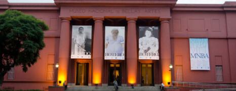 CINE EN EL MUSEO DE BELLAS ARTES