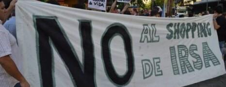 NO AL SHOPPING EN CABALLITO