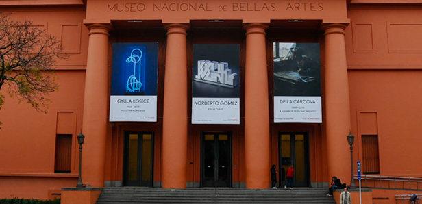 VERANO EN EL MUSEO DE BELLAS ARTES