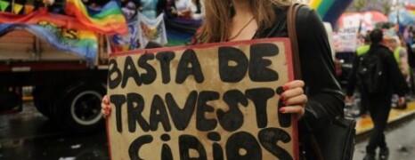 LA LEY DE IDENTIDAD SEXUAL NO PARA TOD@S