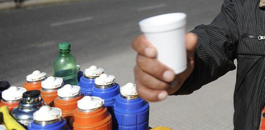 DETENIDO POR VENDER CAFÉ