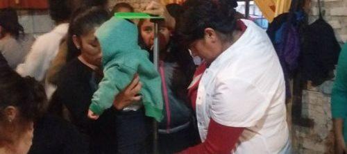 ALARMANTE MALNUTRICIÓN INFANTIL EN LA CIUDAD