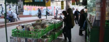 VERDE CEMENTO EN EL PARQUE RIVADAVIA
