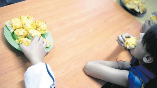 DIETAS ESCOLARES EN BAJA