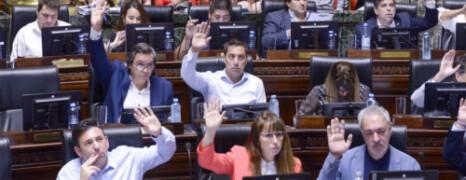AMPARO PARA FRENAR LA VENTA DE TIERRAS PÚBLICAS