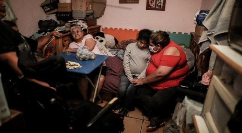 HOMENAJE A LAS VÍCTIMAS DE LA VILLA 31