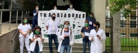 MEDICXS EXIGEN ELEMENTOS DE BIOSEGURIDAD