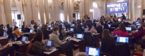 TIEMPOS DE PANDEMIA EN LA LEGISLATURA PORTEÑA