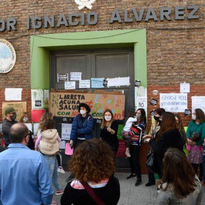 EL GOBIERNO PORTEÑO INTERVINO LA COOPERADORA DEL COLEGIO ALVAREZ THOMAS