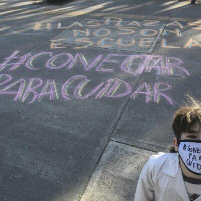 CENTROS DE ESTUDIANTES RECHAZAN EL PROTOCOLO DE CLASES PRESENCIALES EN LA CABA