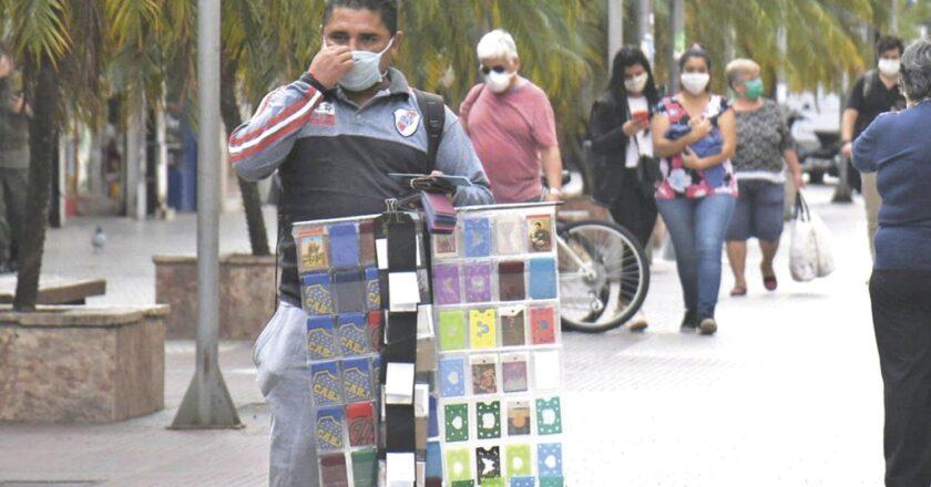 TRABAJADORES DEL ESPACIO PÚBLICO CONTRA LA VIOLENCIA INSTITUCIONAL