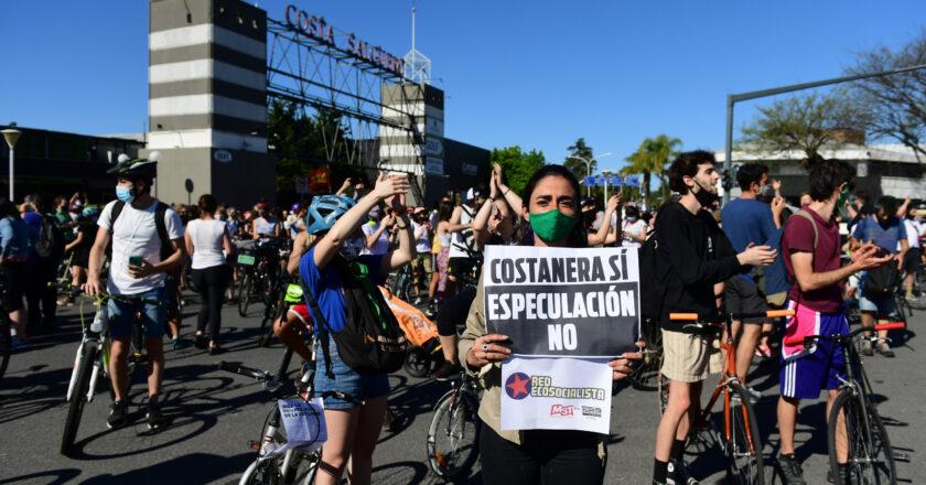 EL DESTINO DE COSTANERA NORTE DEBE DERIMIRSE EN UNA CONSULTA POPULAR