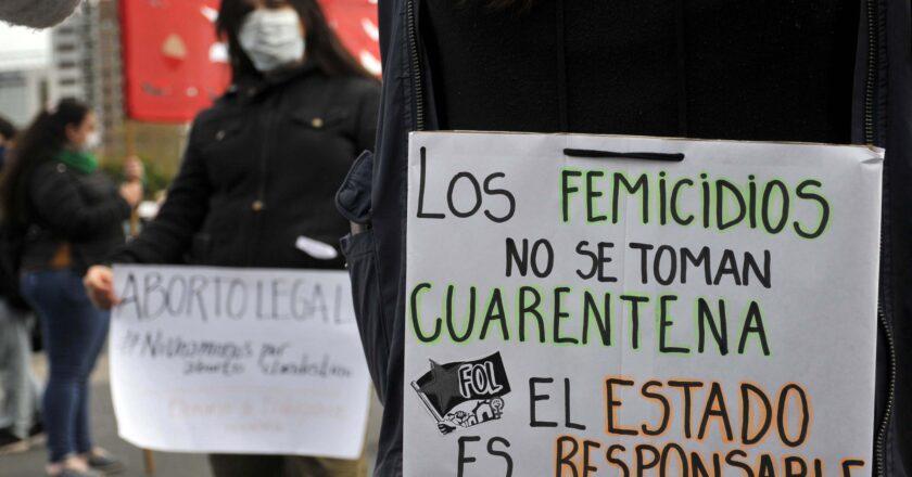 SIETE MUJERES VÍCTIMAS DE FEMICIDIO DURANTE LA PRIMERA SEMANA DE 2021