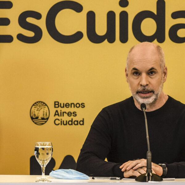 PESE A LA OPOSICIÓN DE DOCENTES Y ESPECIALISTAS, LARRETA RETOMA LA PRESENCIALIDAD ESCOLAR