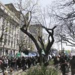 MASIVO RECHAZO A LA LEY QUE AMPLIA LAS FACULTADES DEL TRIBUNAL SUPERIOR DE JUSTICIA DE LA CABA